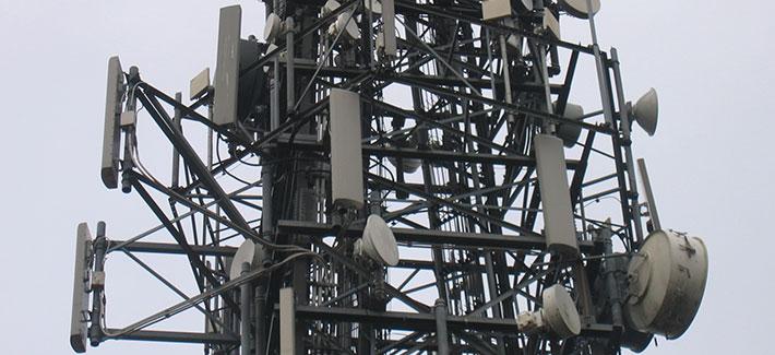 Microwave Wireless Mast