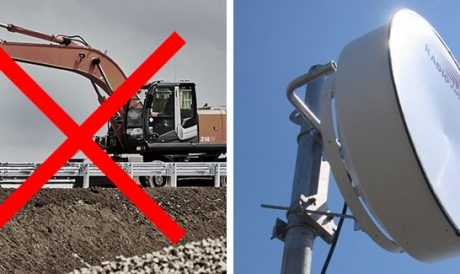 How Do You Get WiFi On A Construction Site?