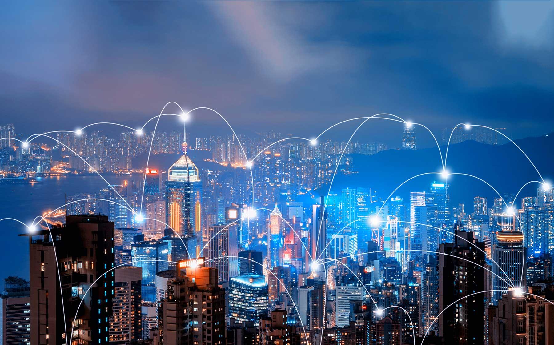 Internet Connectivity Background