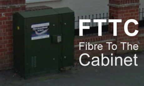 What is FTTC (Fibre To The Cabinet)